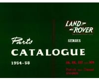 Land Rover Parts Catalogues