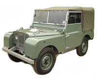 LAND ROVER SERIES I PARTS